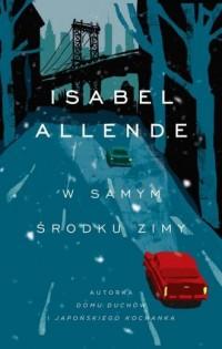 W samym środku zimy - okładka książki