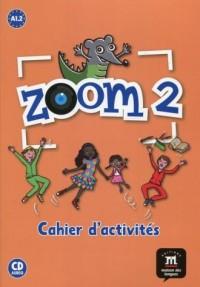 Zoom 2 Ćwiczenia + CD. A1.2 - okładka podręcznika