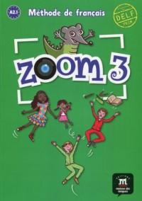 Zoom 3. Podręcznik - okładka podręcznika