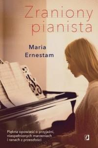 Zraniony pianista - okładka książki