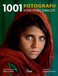 1001 fotografii, które musisz zobaczyć - okładka książki