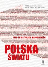 1918-2018. Stulecie niepodległości. Polska światu - okładka książki