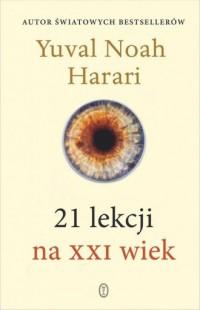 21 lekcji na XXI wiek - okładka książki