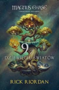 9 z dziewięciu światów - okładka książki