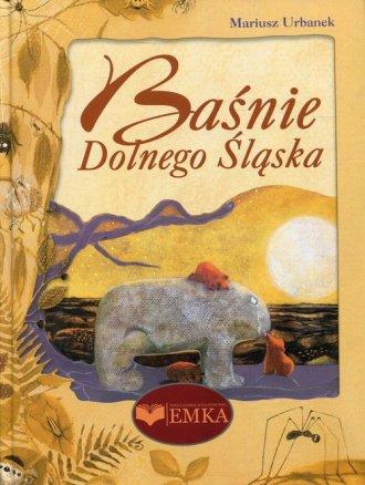 Baśnie Dolnego Śląska - okładka książki
