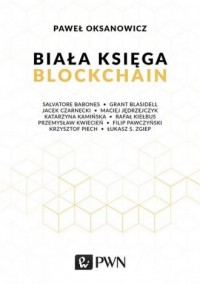 Biała Księga Blockchain - okładka książki