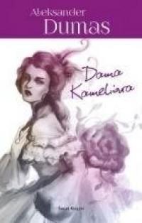 Dama Kameliowa - okładka książki