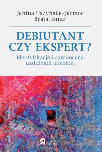 Debiutant czy ekspert? Identyfikacja - okładka książki