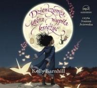 Dziewczynka, która wypiła księżyc - pudełko audiobooku
