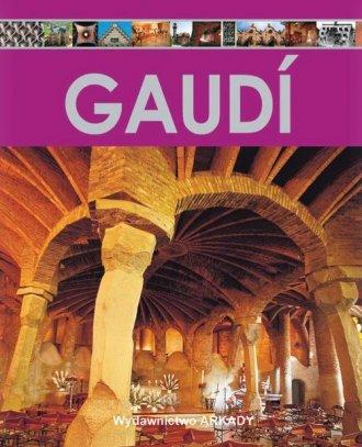 Encyklopedia sztuki. Gaudi - okładka książki