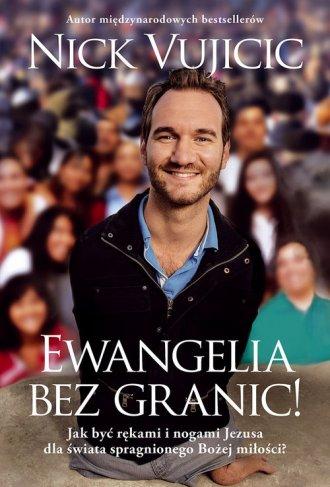 Ewangelia bez granic! Jak być rękami - okładka książki