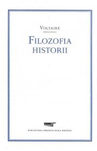 Filozofia historii - okładka książki