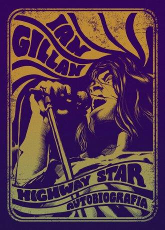Ian Gillan. Highway Star. Autobiografia - okładka książki