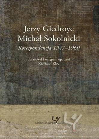 Jerzy Giedroyc, Michał Sokolnicki. - okładka książki