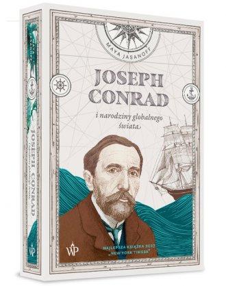 Joseph Conrad i narodziny globalnego - okładka książki