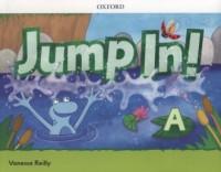 Jump in! A - okładka podręcznika