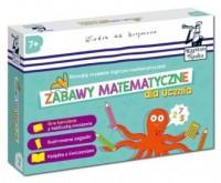 Kapitan Nauka. Zabawy matematyczne dla ucznia (od 7 lat) - zdjęcie zabawki, gry