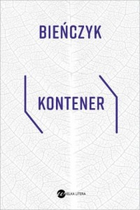 Kontener - okładka książki
