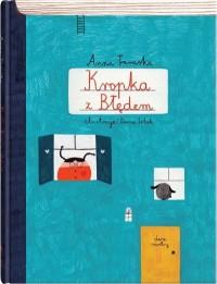 Kropka z Błędem - okładka książki