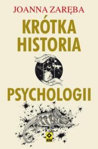 Krótka historia psychologii - okładka książki