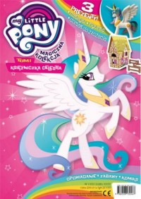 Księżniczka celestia. My little pony magiczna kolekcja. Tom 1 - okładka książki