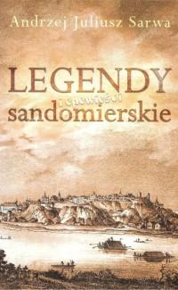 Legendy i opowieści sandomierskie - okładka książki
