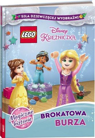 LEGO Disney. Księżniczka Brokatowa - okładka książki