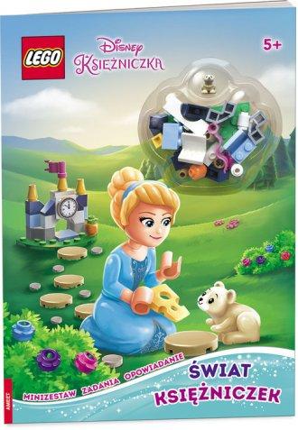 LEGO Disney Księżniczka. Świat - okładka książki