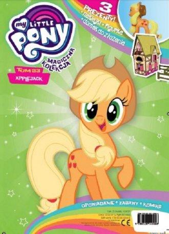 Magiczna Kolekcja. My Little Pony - okładka książki