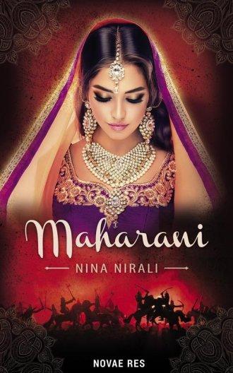 Maharani - okładka książki