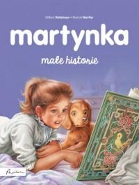 Martynka. Małe historie - okładka książki