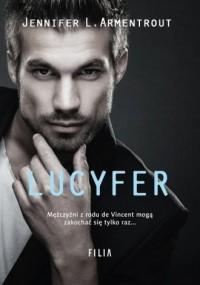 Moonlight. Tom 1. Lucyfer - okładka książki