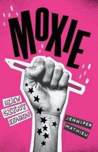 Moxie - okładka książki