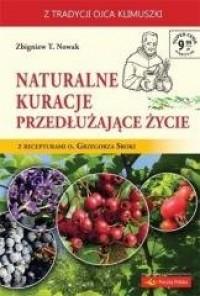 Naturalne kuracje przedłużające życie - okładka książki
