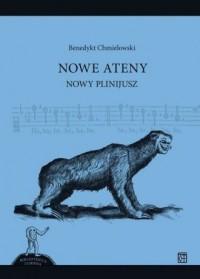 Nowe Ateny. Nowy Plinijusz - okładka książki