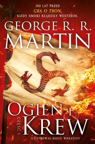 Ogień i krew cz. 1 - okładka książki