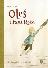 Oleś i Pani Róża - okładka książki