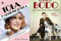 Eugeniusz Bodo / Tola Mankiewiczówna. PAKIET - okładka książki