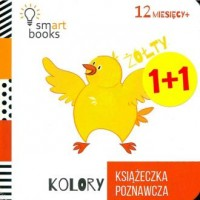 Pakiet książeczki poznawcze 12m+ - okładka książki