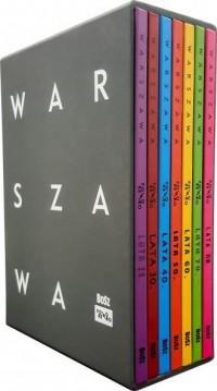 Warszawa. PAKIET - okładka książki