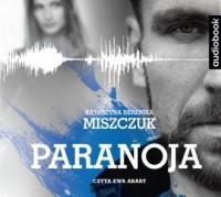 Paranoja - pudełko audiobooku