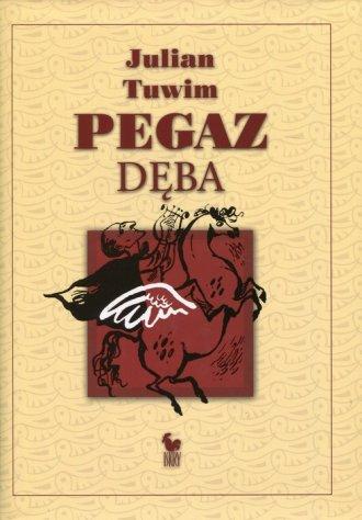 Pegaz dęba czyli panopticum poetyckie - okładka książki