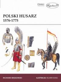Polski Husarz 1576-1775 - okładka książki