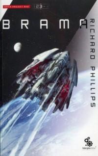 Projekt RHO. Tom 3. Brama - okładka książki