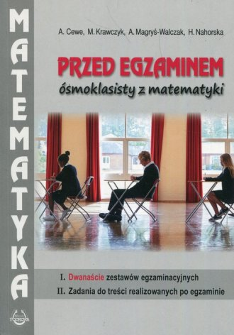 Przed egzaminem ósmoklasisty z - okładka podręcznika