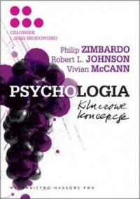 Psychologia. Kluczowe koncepcje. Tom 5 - okładka książki