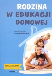 Rodzina w edukacji domowej - okładka książki