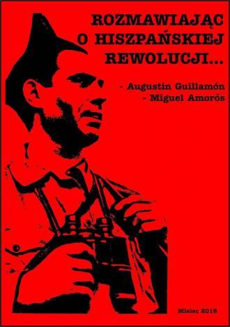 Rozmawiając o hiszpańskiej rewolucji - okładka książki
