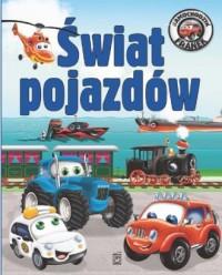 Samochodzik Franek. Świat pojazdów - okładka książki