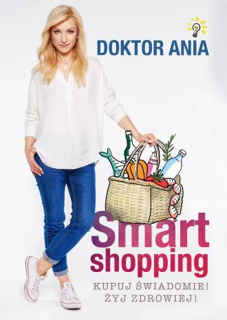 Smart shopping. Kupuj świadomie! - okładka książki